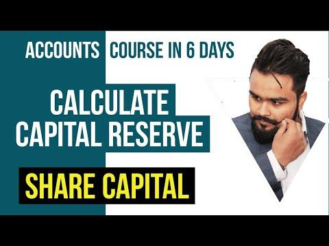 🔴 Capital reserve