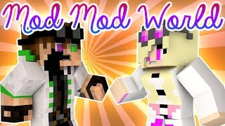 Minecraft | The Candy Dimension  | Mod Mod World Ep.9 [Roleplay]