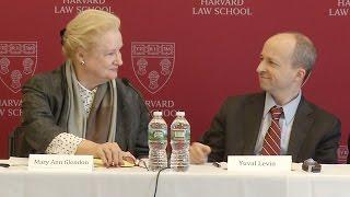 Herbert W. Vaughan Panel | Yuval Levin, editor of National Affairs