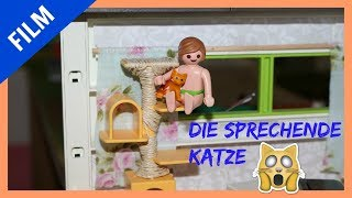 Playmobil Film - SPRECHENDE KATZE - PlaymoGeschichten -  Kinderserie