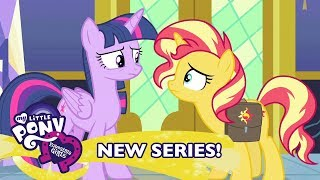MLP: Equestria Girls S1 Japan - Sunset Shimmer's Saga: 帰郷 🏰