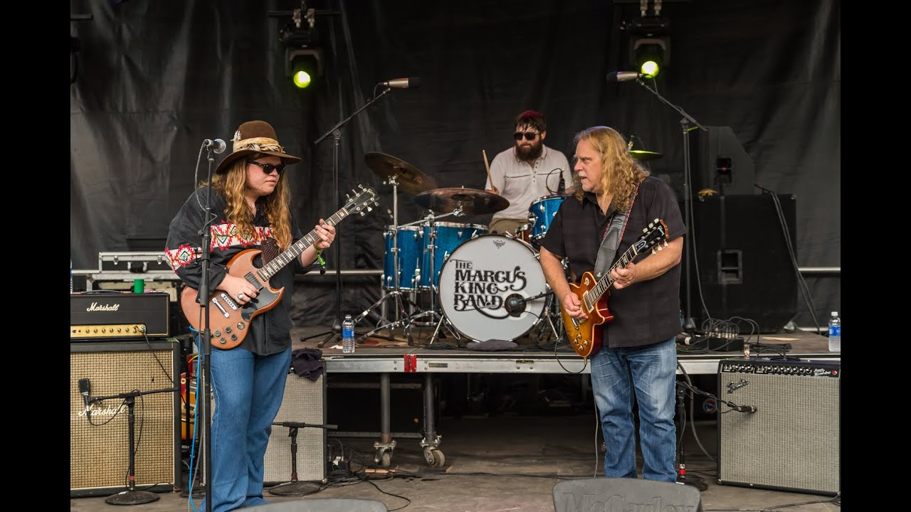 marcus king band w warren haynes hot 39 lanta allman brothers band mountain jam 2016. Black Bedroom Furniture Sets. Home Design Ideas