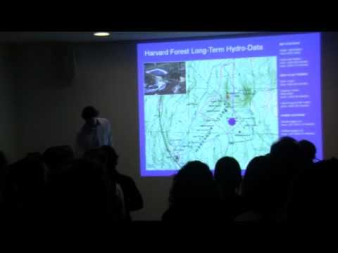 Stream biogeochemistry - Harvard Forest