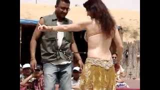 Sexy Belly Dance In Desert Dubai