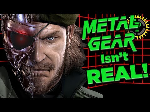 Thumbnail: Game Theory: Metal Gear Solid's HIDDEN Virtual Mission!