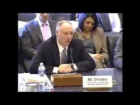 Commodity Exchanges, Energy, & Credit Subcommittee—CFTC