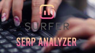 Surfer SEO SERP Analyzer | FatRank How-To