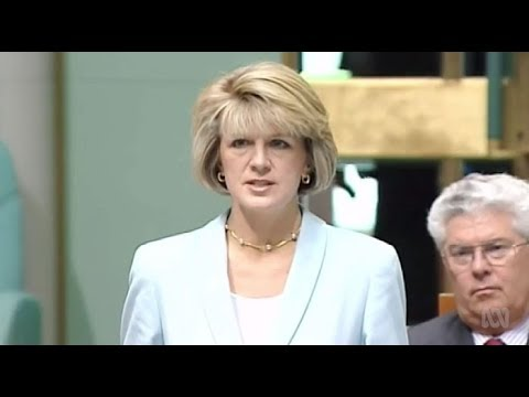 After five years, Julie Bishop resigns as foreign minister