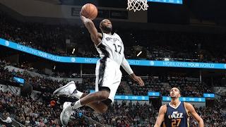 Jonathon Simmons First Half NBA Season Highlights (Austin Spurs Alum)