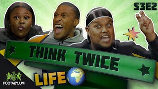 CHUNKZ, FILLY AND NELLA ROSE TALK MARCUS RASHFORD AND CAREERS | Think Twice | S3 Ep 2