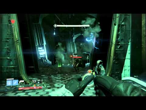 Watch an amazing Destiny player finish Crota's End ... by himself (correction)