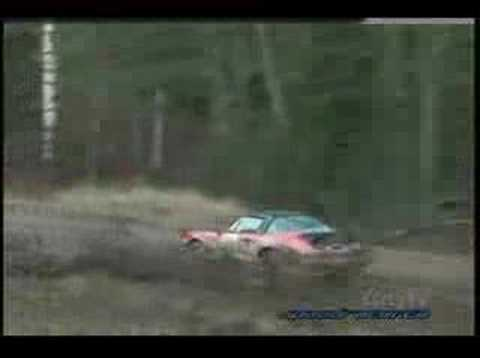1 of 2 Canadian Rally Championships featuring Ian Crerar