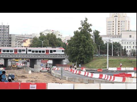 На улице Московской открыли движение. Как будут ходить автобусы и ездить машины?