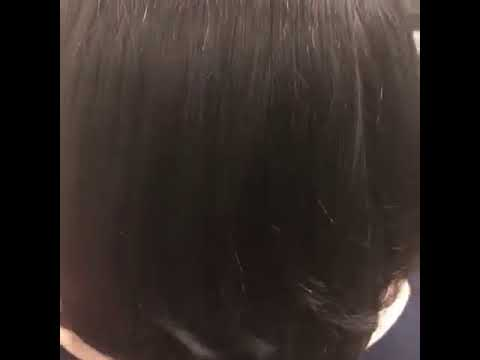 Окрашивание волос Lebel Materia G