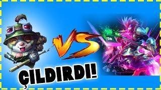 1 vs 1 - Hacamat TV vs Kellerin Ali(Médecin)| League of Legends