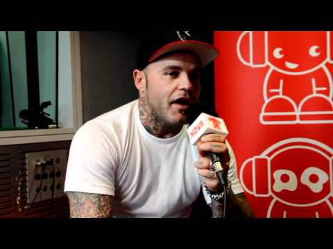 Seth Binzer of Crazy Town talks about his drug addiction and Celebrity Rehab