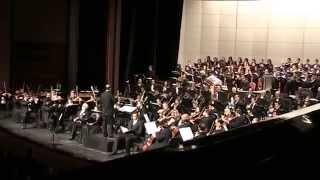 Carmina Burana ( Ave formosissima-O Fortuna) Munich Percussion -Cairo Symphony Con. Adel Shalaby