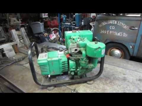 lets fix up an old generator