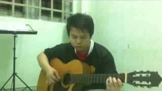 Điều Ước Giản Đơn - Akira Phan - Guitar solo-