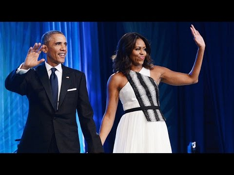 Michelle Obama posts a sweet tribute to her husband for Father's ...