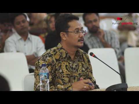 Calon Anggota KPU  Ferry Kurnia Rizkiyansyah, Dr., M.Si