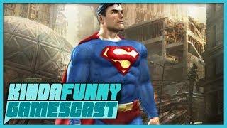 Greg Miller's Superman Game Pitch - Kinda Funny Gamescast Ep. 185