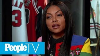 Taraji P. Henson Says She Worries About Her Son Marcell Every Day | PeopleTV