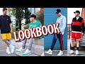 SPRING & SUMMER LOOKBOOK - MEN'S FASHION OUTFITS - NIKE - SUPREME - VANS - JORDAN - MITCHELL & NESS