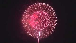 2014年 水戸黄門祭り花火大会.