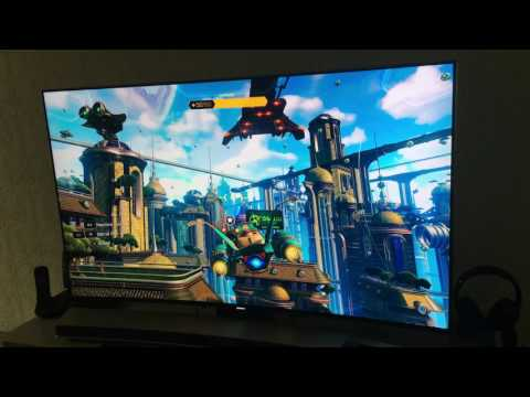 Samsung KS9000 Gaming Showcase (Part 1/5)