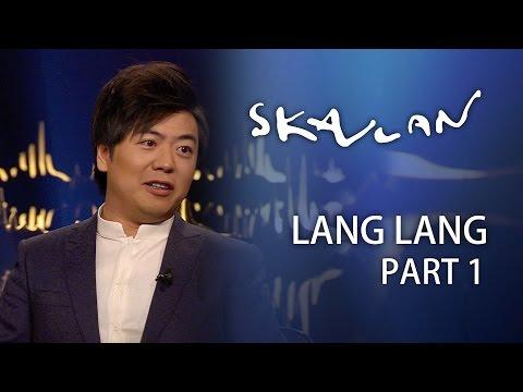 Interview with Lang Lang   Skavlan   Part 1 