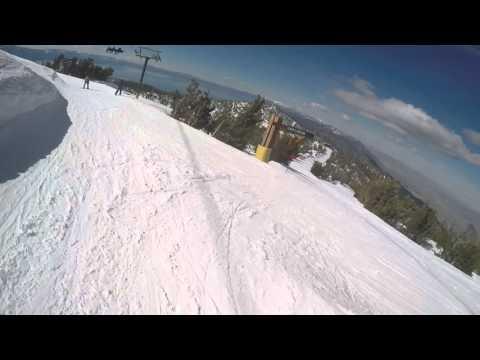 Heavenly Lake Tahoe panorama
