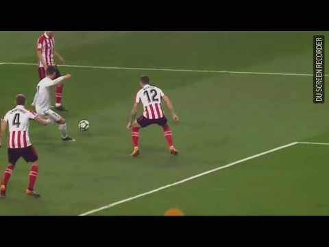 Real Madrid vs Atlantic  club match highligts 18.4.2018