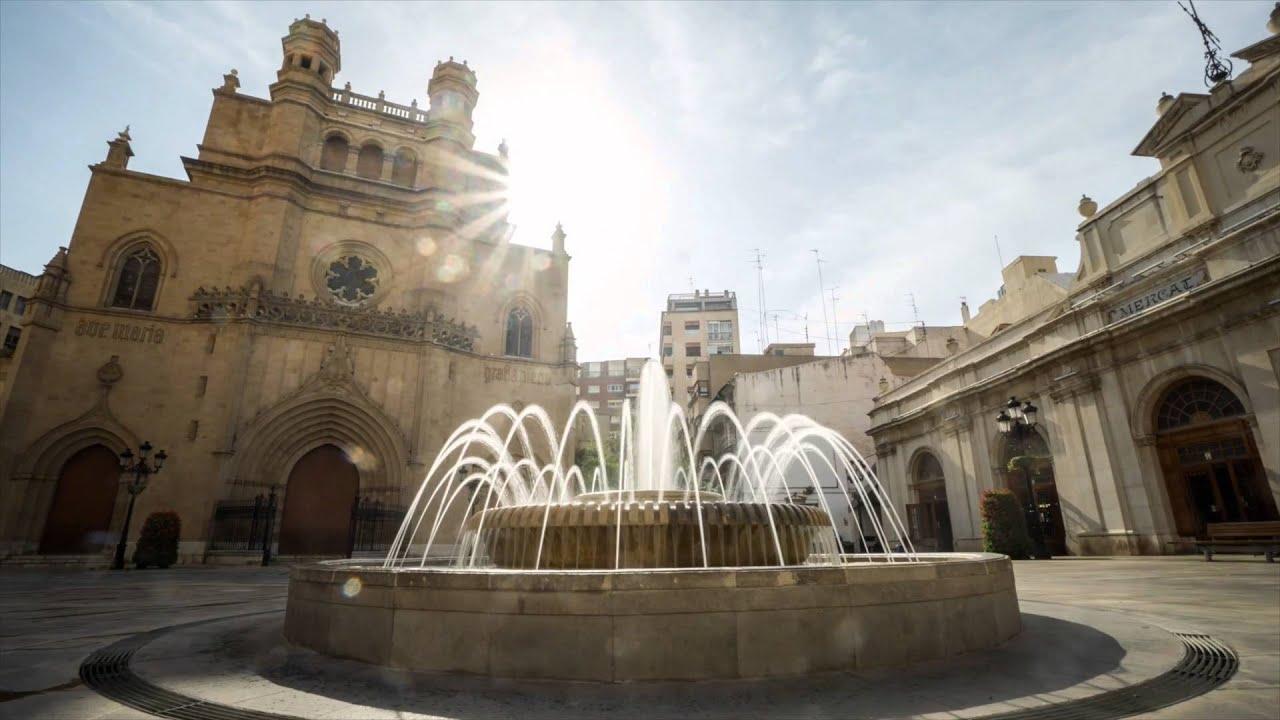 Castell n de la plana timelapse comunitat valenciana youtube - Muebles en castellon dela plana ...