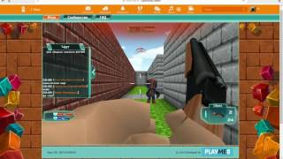 куб страйк 3D