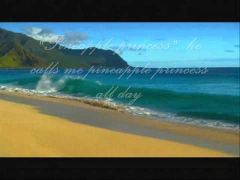 Na Leo Pilimehana  - Pineapple Princess (With Lyrics)