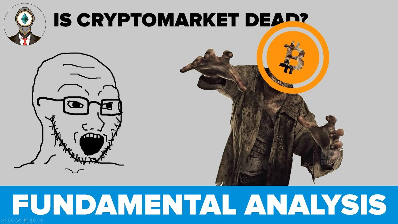 is the cryptocurrency market dead