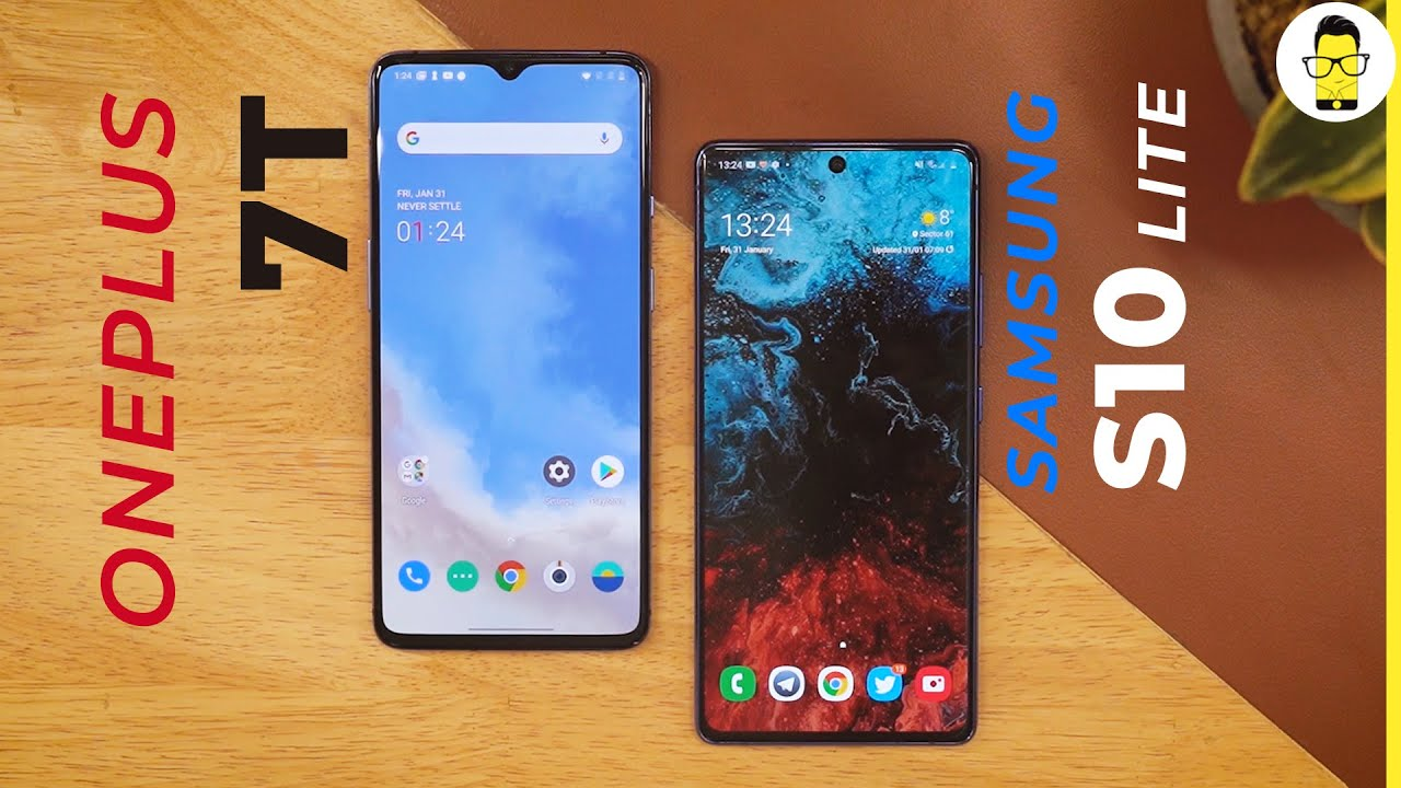 Samsung Galaxy S10 Lite vs OnePlus 7T - which one to buy? | gaming, camera, and battery comparison