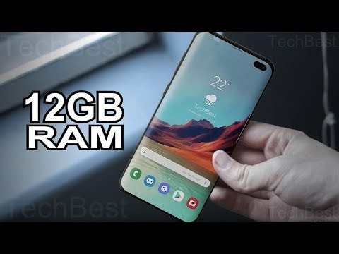 Best 12GB RAM Phones 2019 (Top 5)