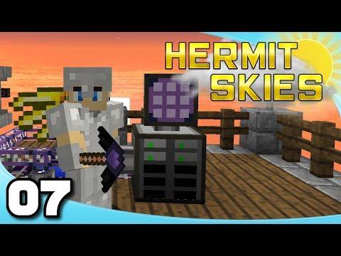 Hermit Skies - Ep. 7: Applied Energistics...