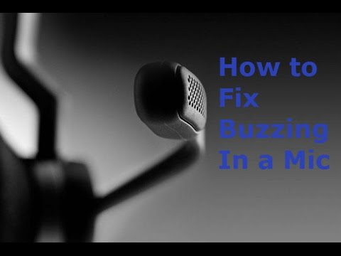 How to Fix Headphone Buzzing noise