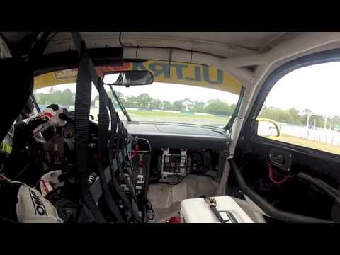 Porsche GT3 Cup Silver lap-Sebring (March 2014)-James Vance