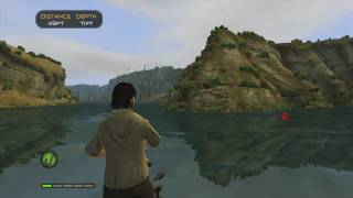 Bass Pro Shops The Strike gameplay trailer xbox 360 pc wii