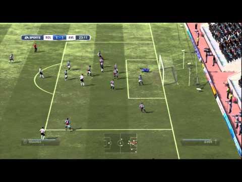 FIFA 12 BOLTON CAREER MODE S1 EP19 V ASTONVILLA (manual U0026 Legendary)