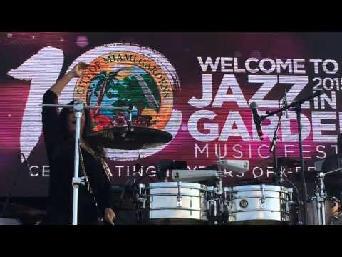 Jazz in the Gardens at Sun Life Stadium