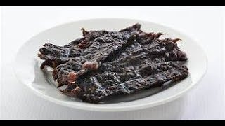 My favorite jerky marinade recipe, it's AWESOME