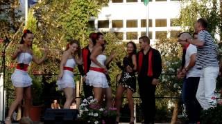 Gabó - BachaTangó-Salsa - Vidor fesztivál 2015