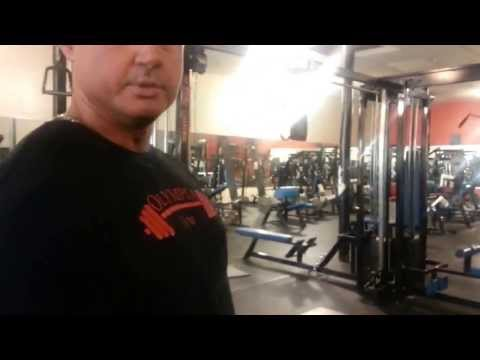 Jacksonville Fitness Center - Olympia Gym on Normandy Blvd.