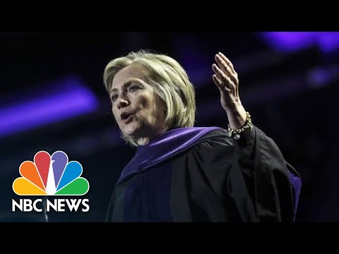 Hillary Clinton Slams Facebook, Fake Nancy Pelosi Video, Calls It 'Sexist Trash' | NBC News