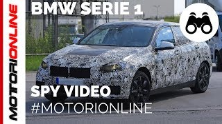 BMW 1 Series 2019 | Spy Video (August 2017)